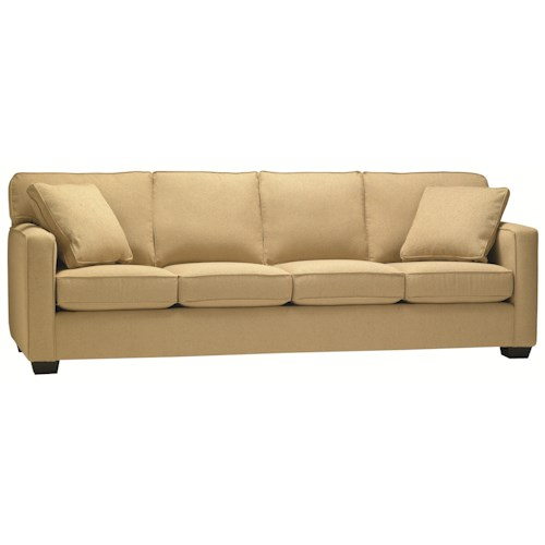 Sectional Couch In Toronto: Stylus 5901 Four Seat Sofa