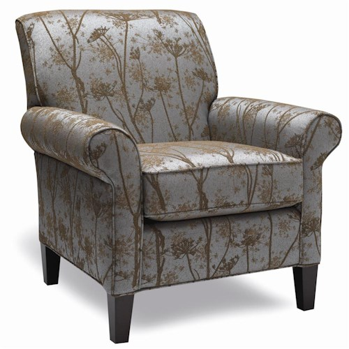 Stylus 4320 1 Traditional Accent Chair Stoney Creek