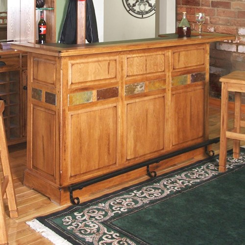 Sunny Designs Sedona 2 Pc Bar Set John V Schultz Furniture Bars Erie Meadville Pittsburgh