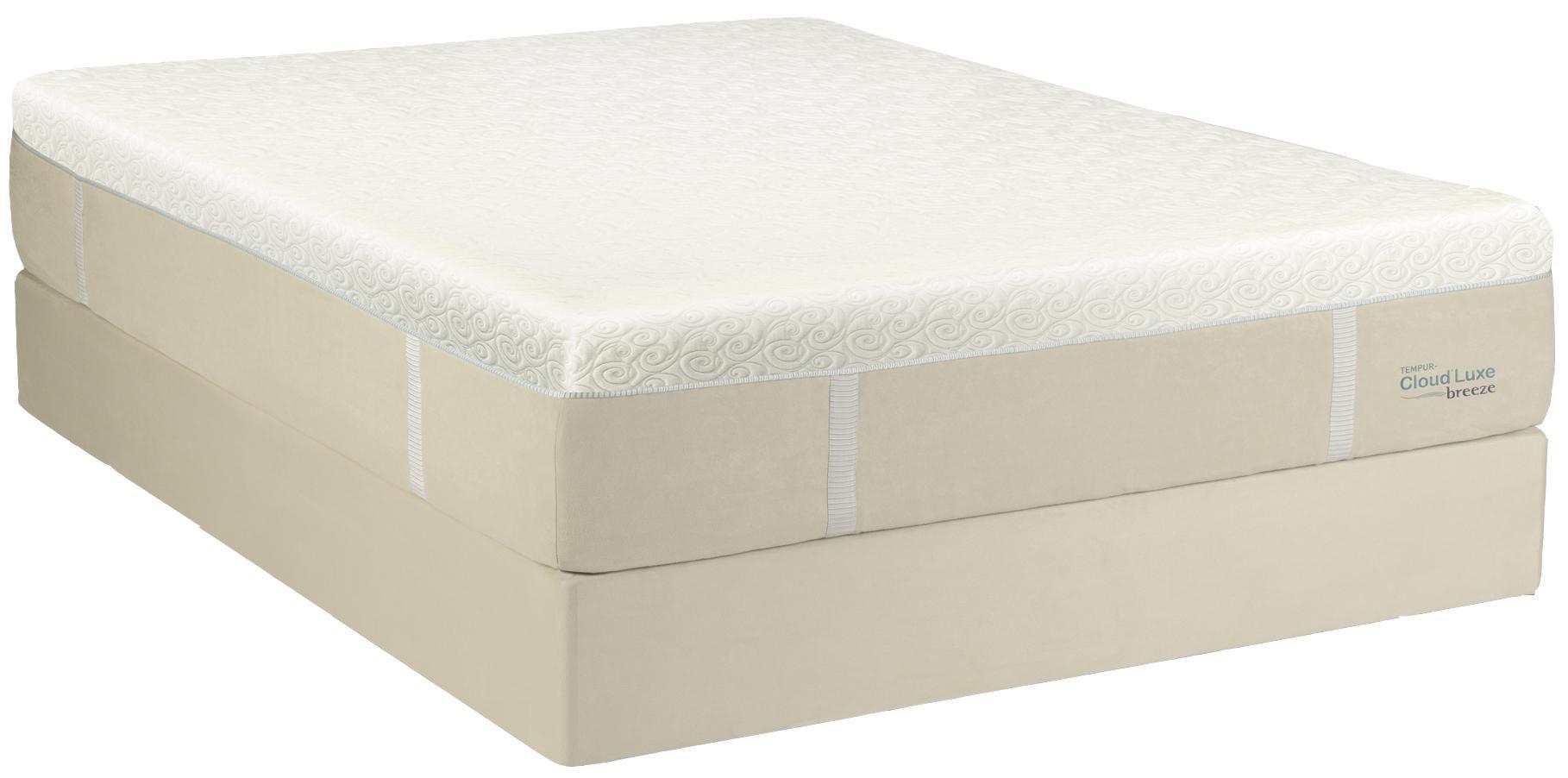 Tempur Pedic TEMPUR Cloud Luxe Breeze Queen Ultra Soft