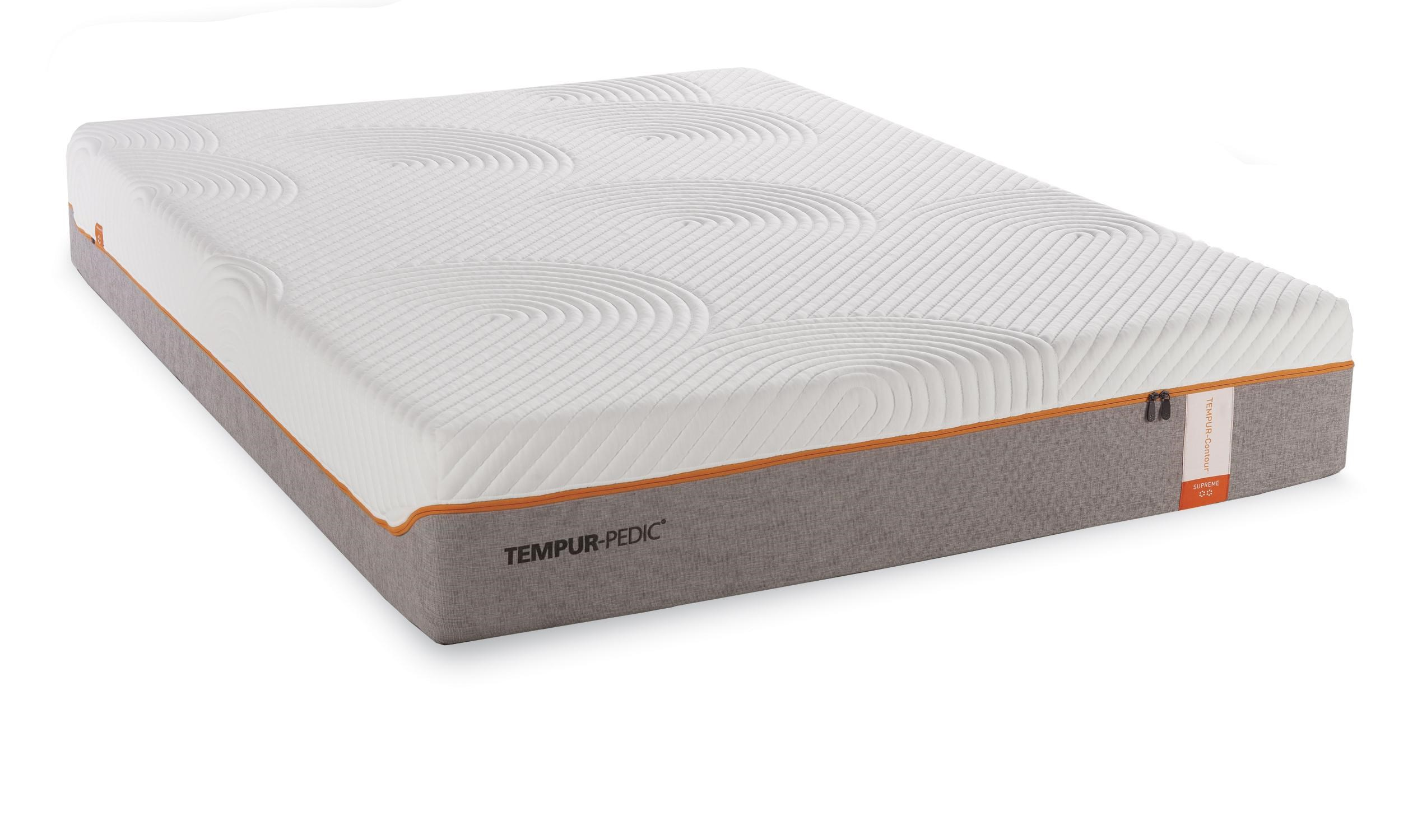 Tempur Pedic TEMPUR Contour Supreme King Firm Mattress