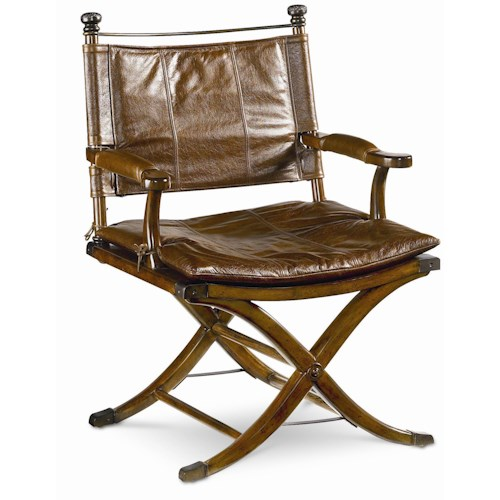 Thomasville Ernest Hemingway Safari Desk Chair Dunk