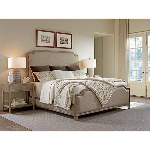 Tommy Bahama Home Cypress Point King Bedroom Group Belfort Furniture Bedroom Groups