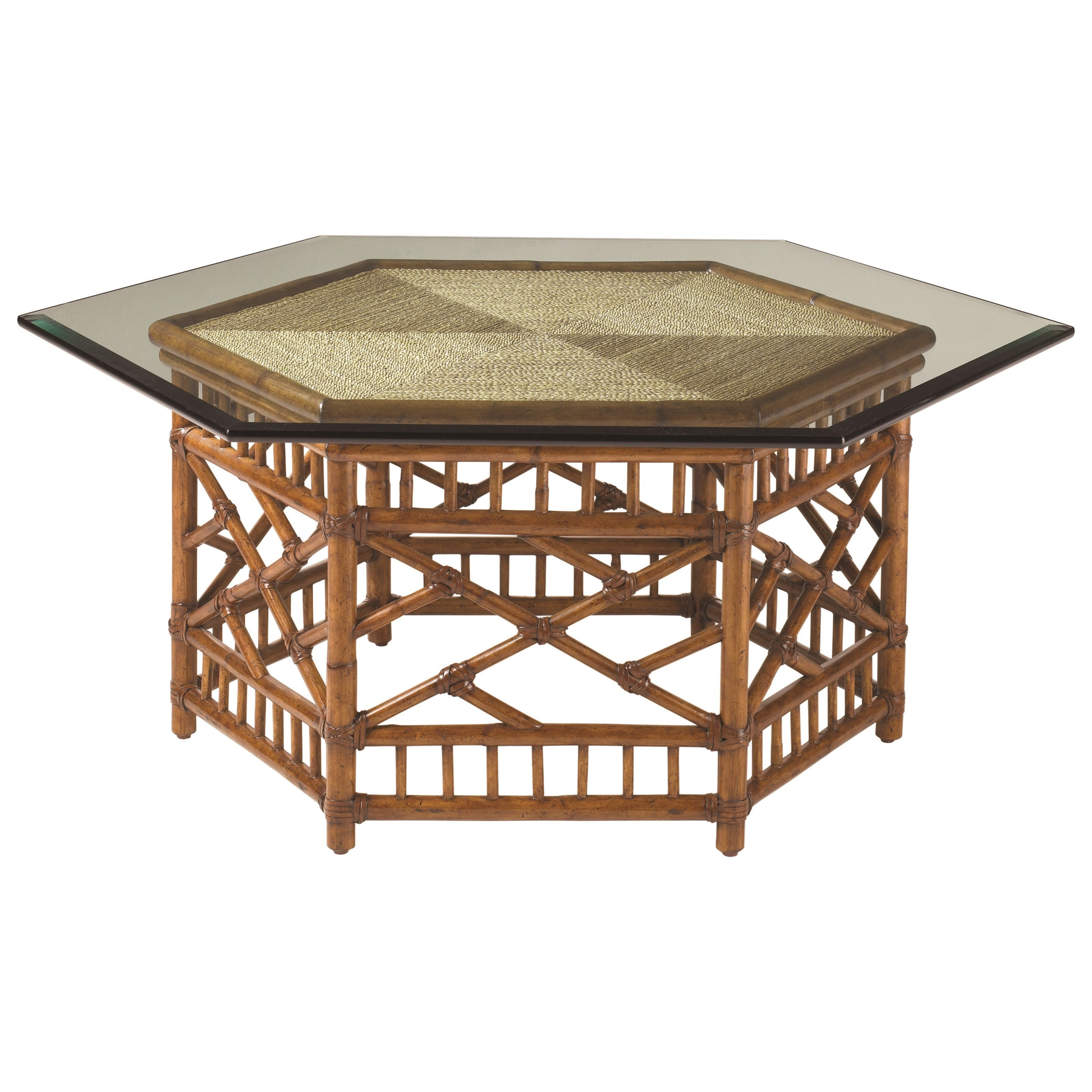 Tommy Bahama Home Island Estate 531-947C Key Largo Cocktail Table : Baeru0026#39;s Furniture : Cocktail ...