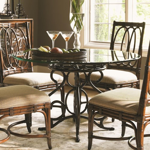 home dining room furniture dining room table tommy bahama home landara
