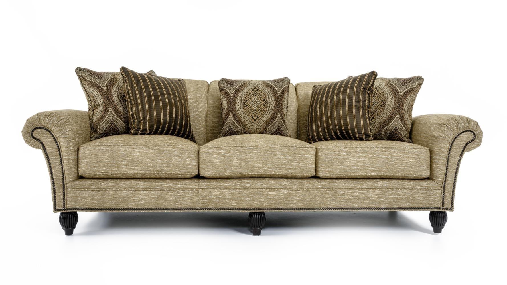 Tommy Bahama Home Royal Kahala 7699 33 Edgewater Sofa