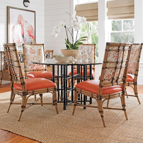 home dining room furniture dining 5 piece sets tommy bahama home twin