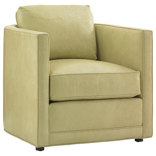 Tommy Bahama Home Twin Palms Dorado Beach Swivel Chair
