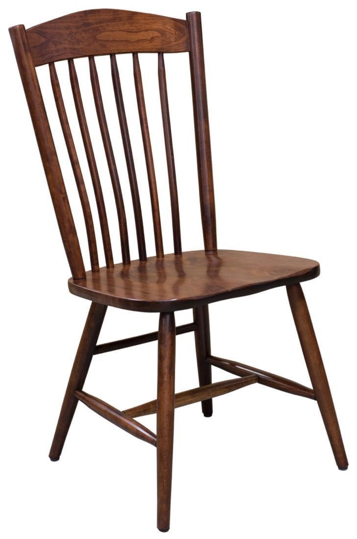 Trailway Wood Freeport Customizable Solid Wood Side Chair