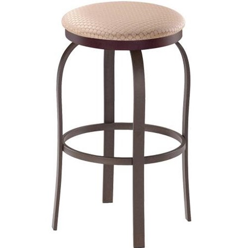 Trica Contemporary Bar Stools Truffle Swivel Bar Stool Jordan 39 S Home Furnishings Bar Stool