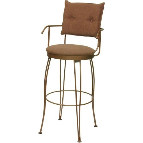 Trica Transitional Bar Stools Bill Ii Bar Stool Jordan 39 S Home Furnishings Bar Stool New