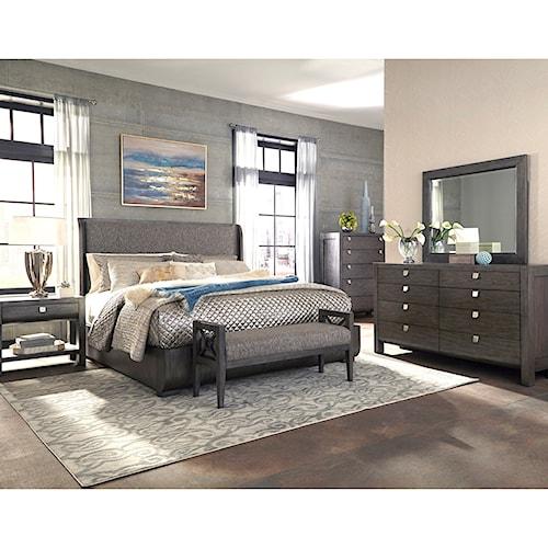 Trisha Yearwood Home Music City Ck Bedroom Group Belfort Furniture Bedroom Groups