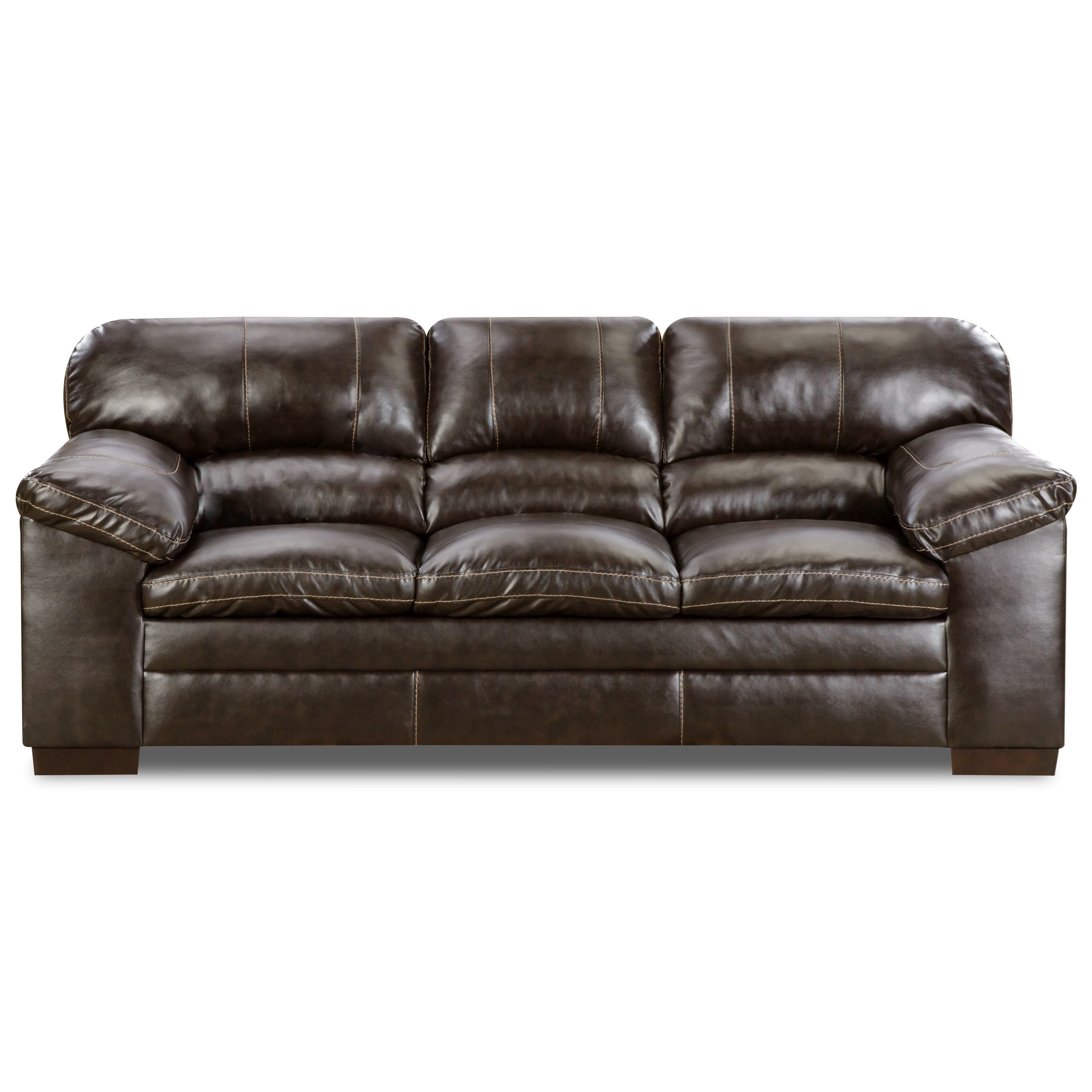 Simmons Upholstery 8049 Casual Sofa