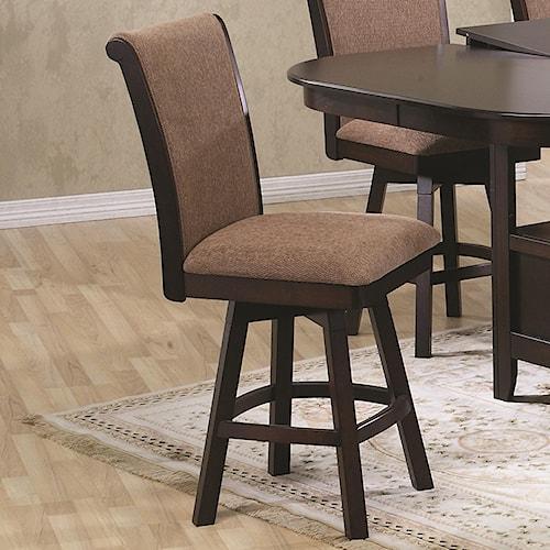 U.S. Furniture Inc 2241/2242 Pub Height Dining Chair