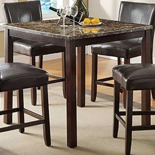 U s furniture inc 2720 dinette counter height dining for Dining table nashville tn