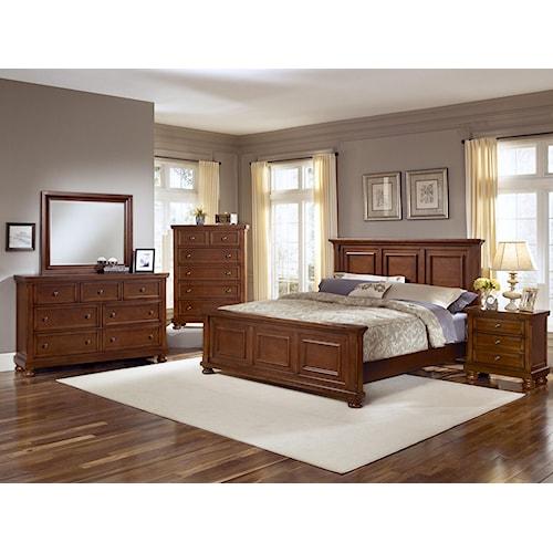 Vaughan Bassett Reflections Queen Bedroom Group Hudson 39 S