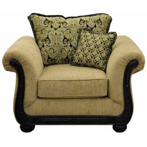 Washington Furniture 6000 Chair Ivan Smith Furniture Upholstered Chair