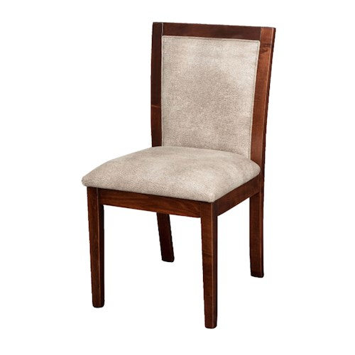wayside custom furniture amish dining chairs athalia