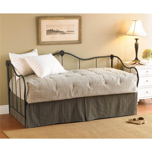Wesley Allen Iron Beds SB4103 Ambiance Daybed