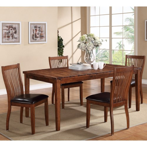 home dining room furniture dining 5 piece set winners only broadway 5