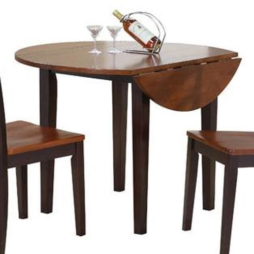 Winners only contemporary farmhouse drop leaf kitchen for Kitchen table only