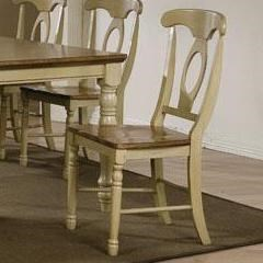 Winners ly Pelican Point Napoleon Side Chair Pilgrim