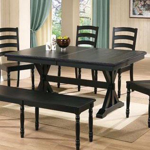 84 dining table mueller furniture dining room table st louis mo