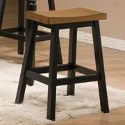 Winners Only Quails Run 24 Quot Saddle Barstool Godby Home
