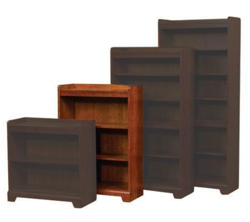 "Topaz 45"" Open Bookcase Rotmans Open Bookcase"