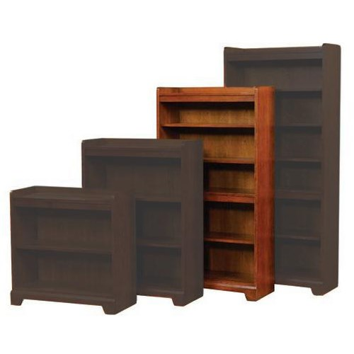 Winners Only Topaz 60 Open Bookcase Godby Home