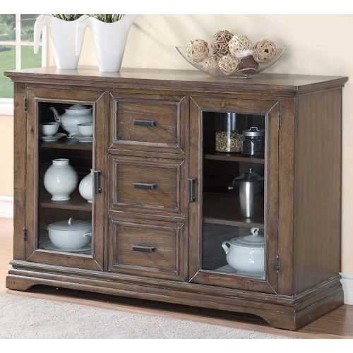 Winners Only Urbana 54 Sideboard With 2 Doors Godby