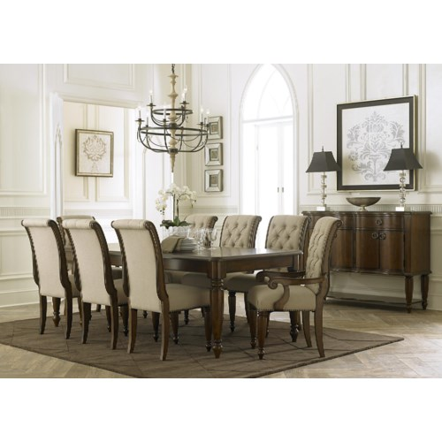 Liberty Furniture Cotswold Formal Dining Room Group Hudson 39 S Furniture Formal Dining Room