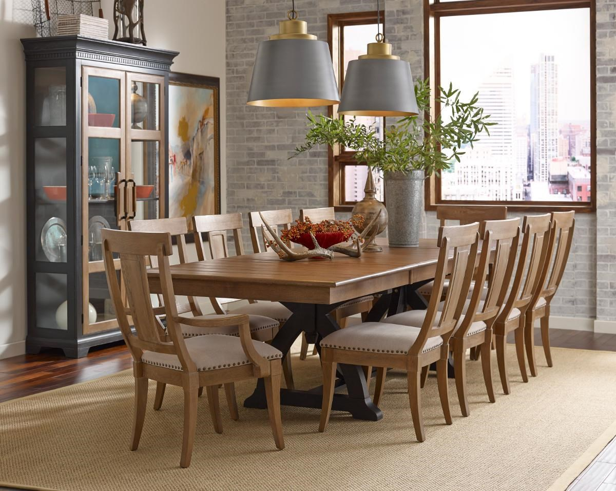 Stone Ridge Formal Dining Room Group