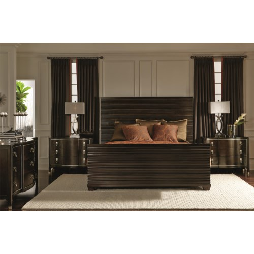 bernhardt miramont queen bedroom group 1 baer 39 s furniture bedroom