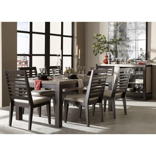 casual dining room group pilgrim furniture city casual dining room