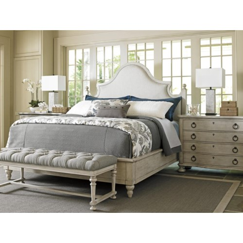 Lexington Oyster Bay Queen Bedroom Group Baer 39 S Furniture Bedroom