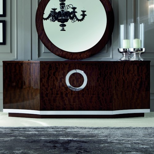 Alf Uno Spa Torino Contemporary Italian Buffet with Four Doors for ...