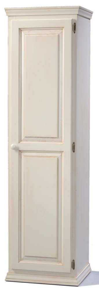 Cabinet archbold furniture pantries and cabinets pine 1 door pantry