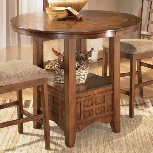 Ashley Furniture Cross Island Counter Height Extension Table
