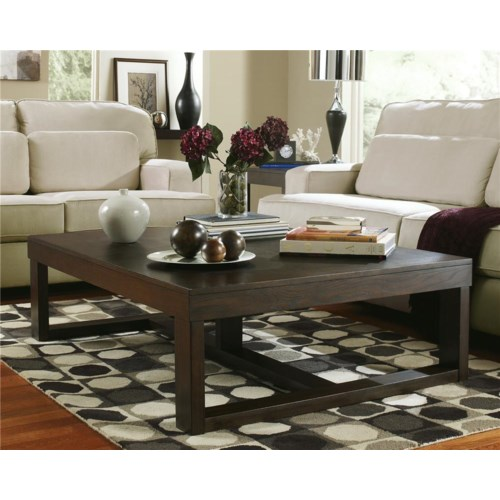 Signature Design by Ashley Watson Rectangular Coffee Table
