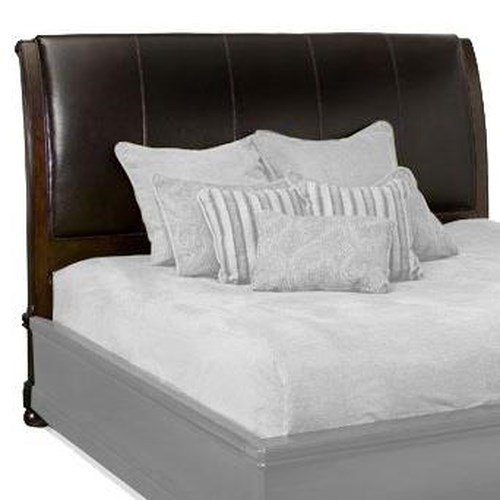 headboard furniture piece traditional design dp signature sleigh wilmington com component ashley amazon queen