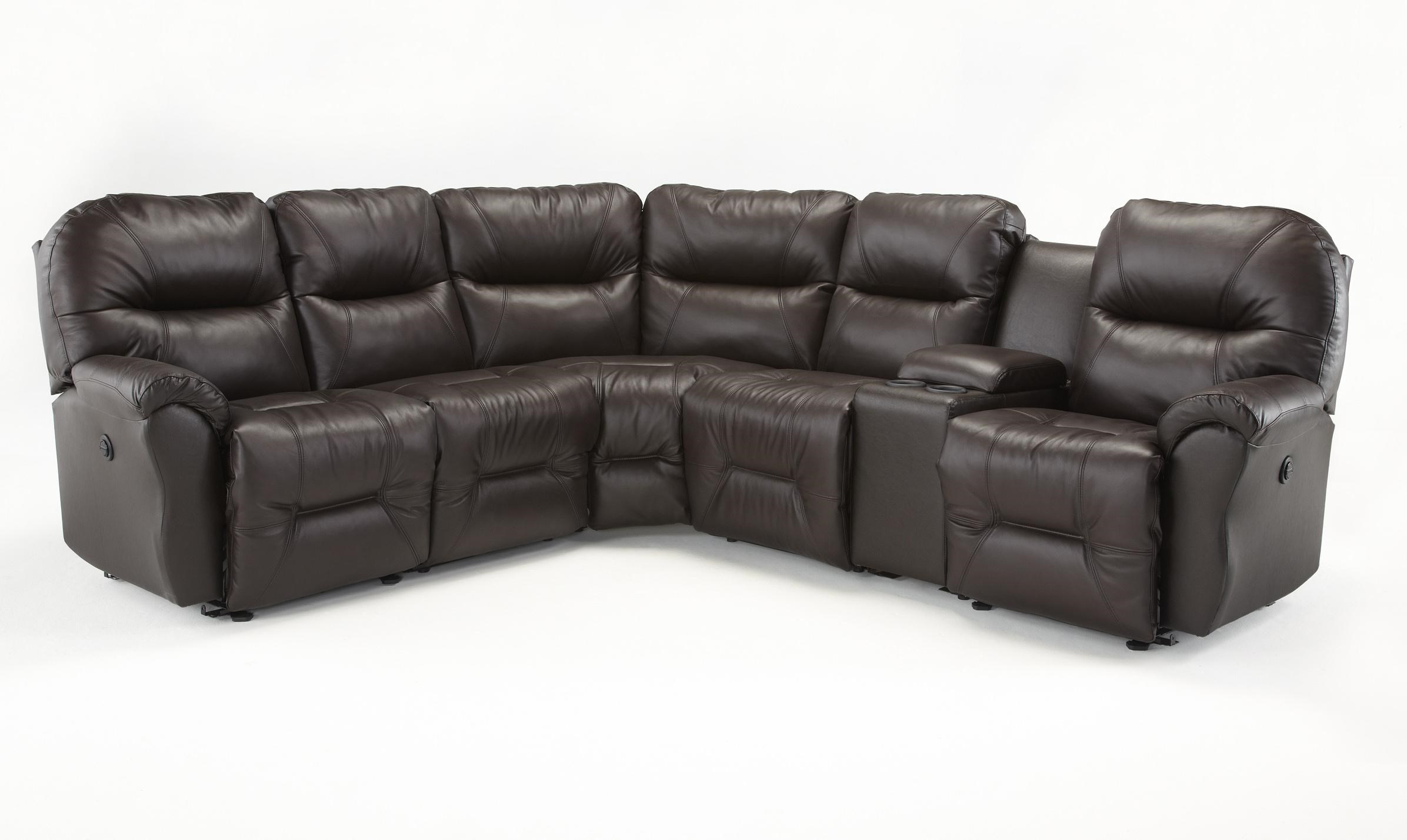 Delicieux Best Home Furnishings Bodie Six Piece Reclining Sectional Sofa
