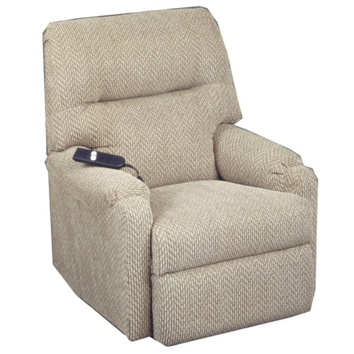 Best Home Furnishings JoJo Upholstered Lift Recliner