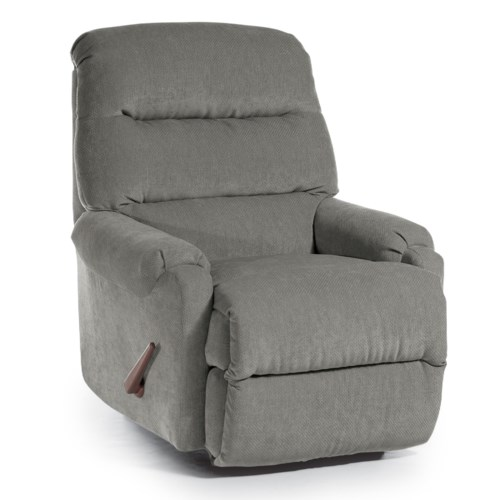 Best Home Furnishings Recliners - Medium Sedgefield Swivel Rocking Reclining Chair
