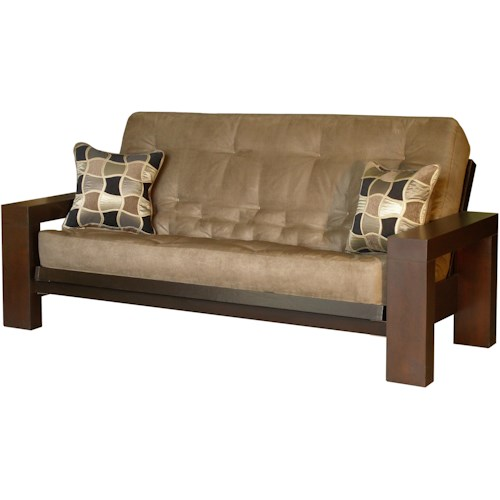 Tree Futons Soho Contemporary Futon