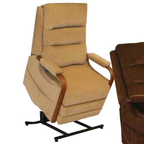 Catnapper Emerson  Casual Styled Power Lift Recliner with Plush Padding