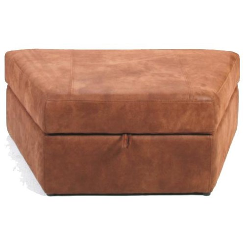 Cheers Sofa Xw8251m Unique Shaped Sectional Ottoman
