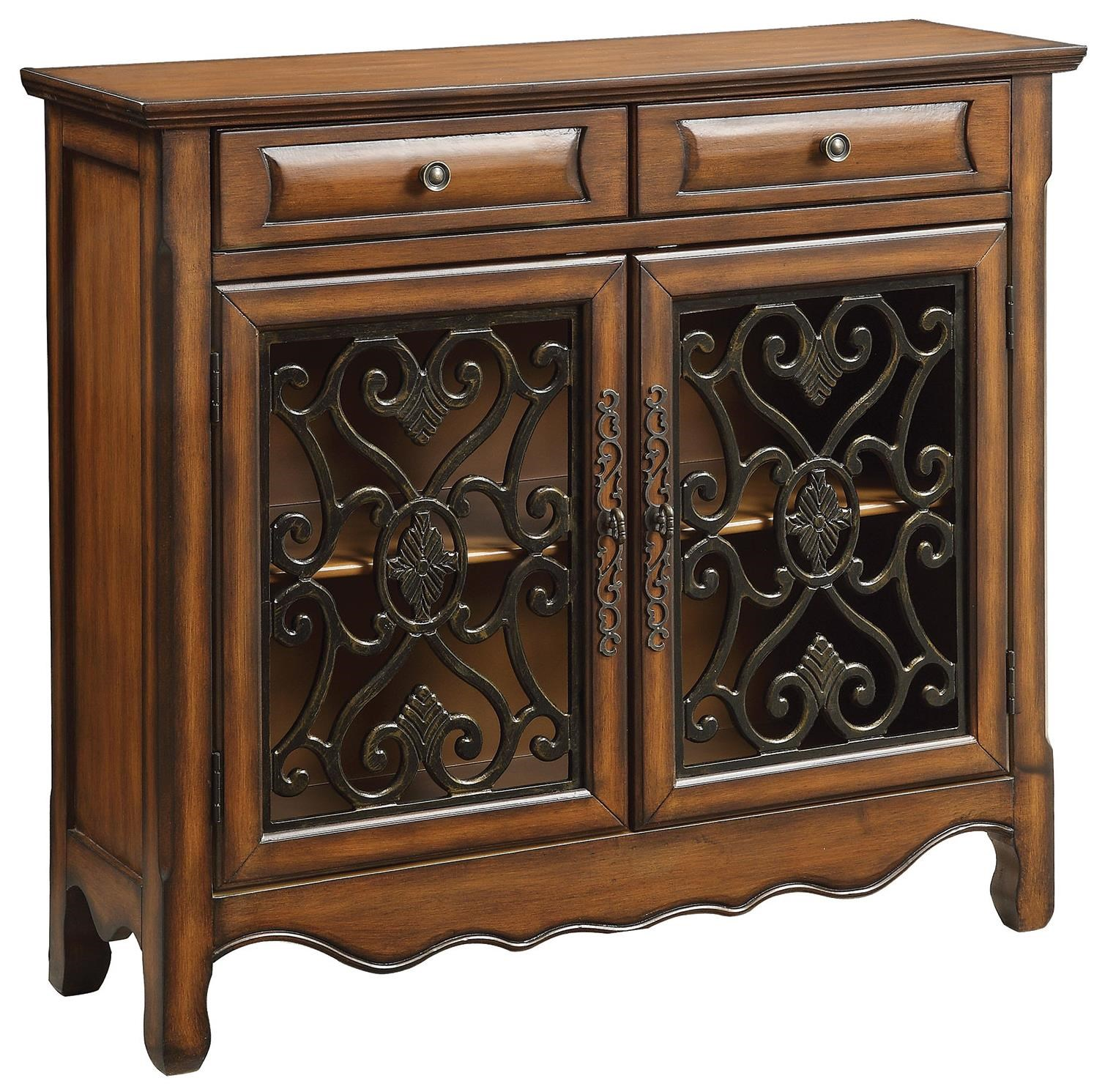coaster accent cabinets traditional accent cabinet in brown finish coaster fine furniture