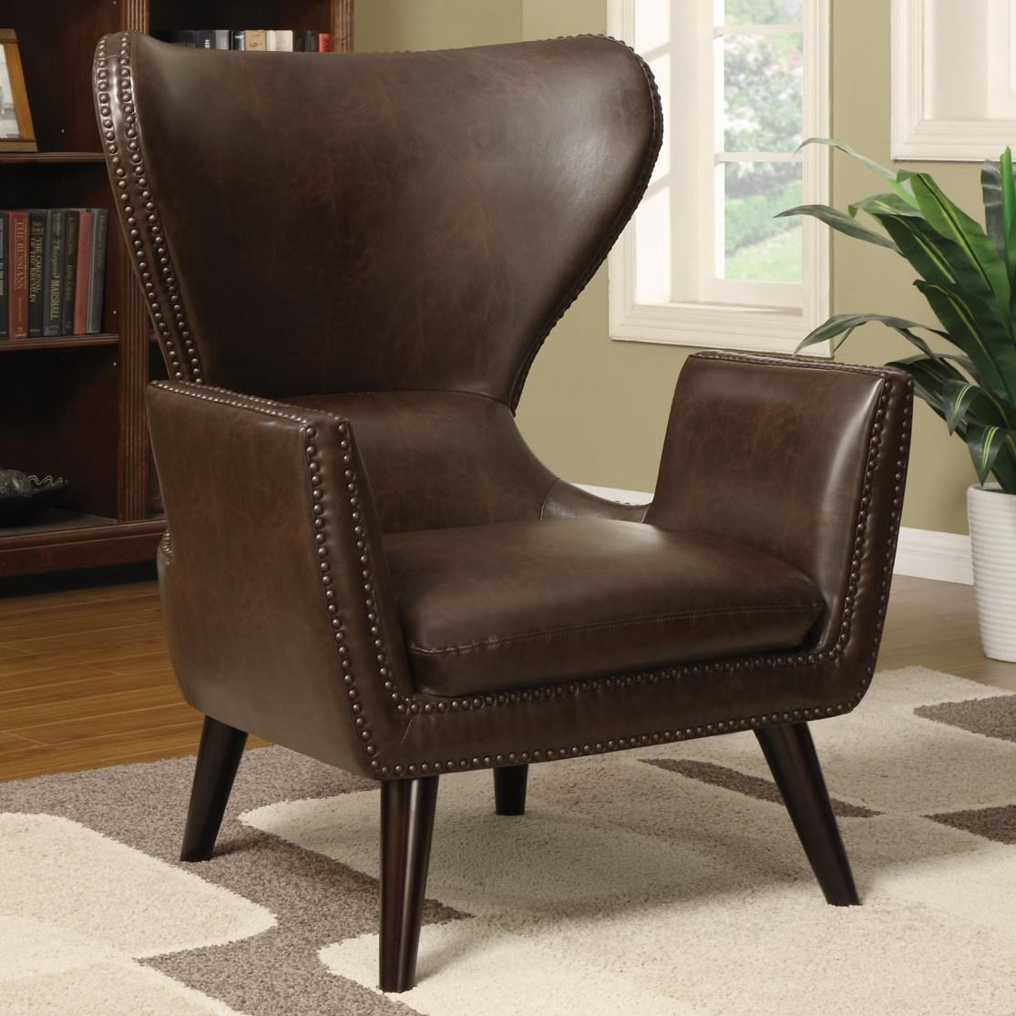 Coaster Accent Seating Transitional Accent Chair   Coaster Fine Furniture