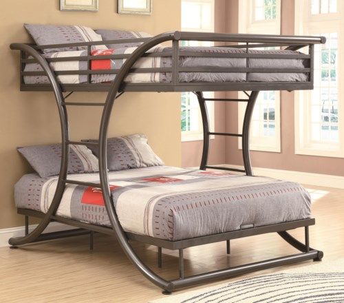 Bunk Bed Pictures Coaster Bunks Fulloverfull Contemporary Bunk Bed  Coaster Fine .